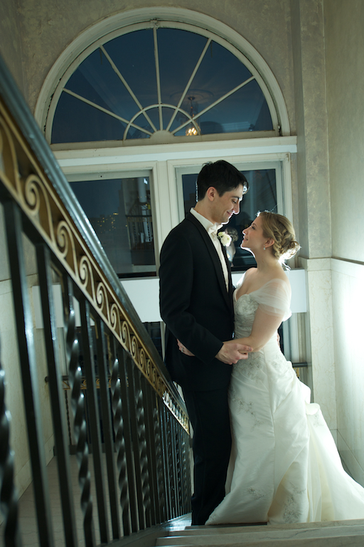 Donna & Rick – The Downtown Club in Philadelphia