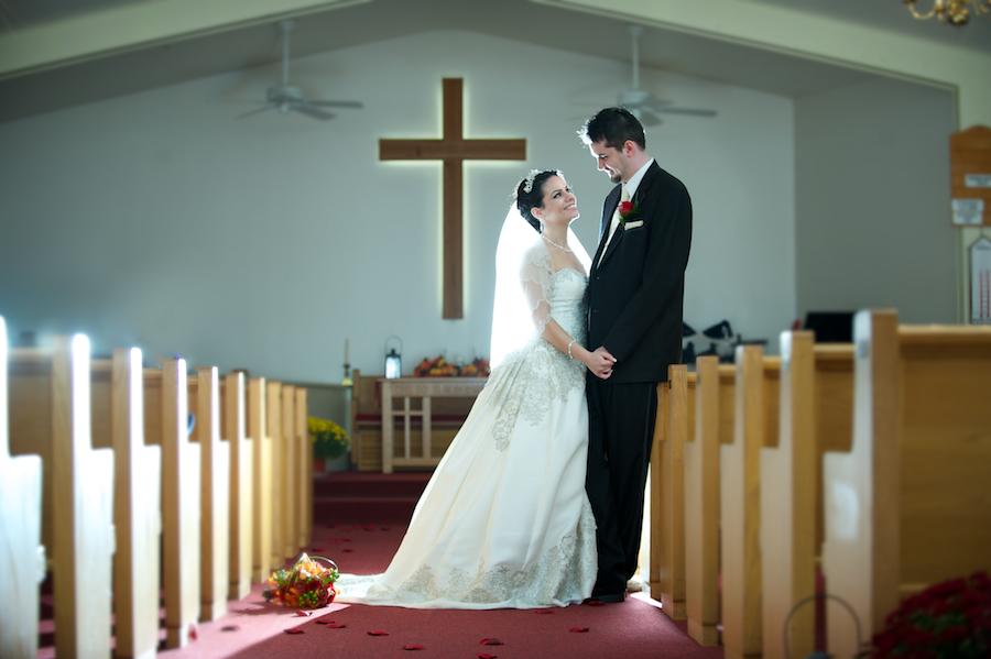 Lisa & Steve's wedding