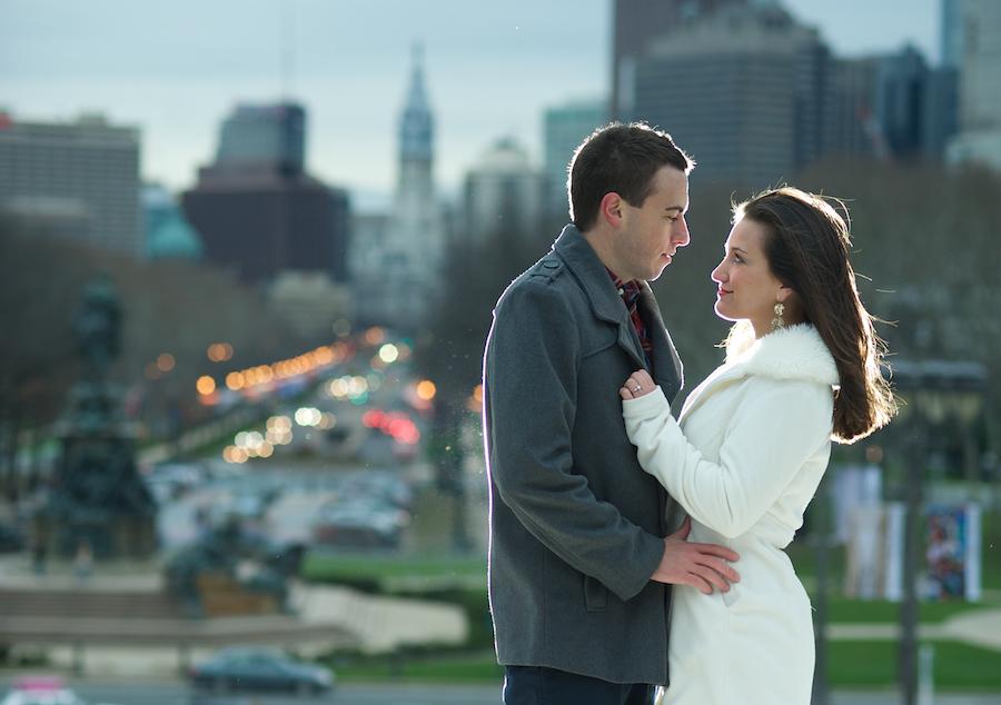 Nicole & Tim's Engagement Session