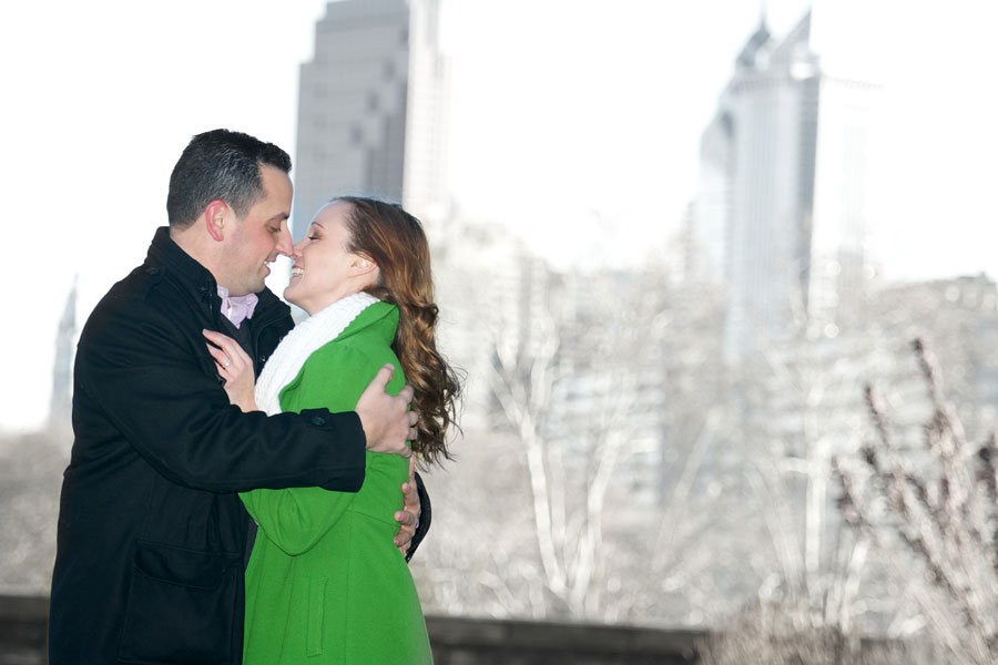 Caitlin and Scott ~ Philadelphia Engagement Photos